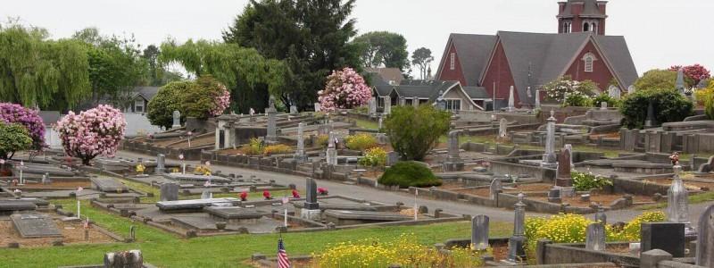 cmentarz - uslugi pogrzebowe z kremacja